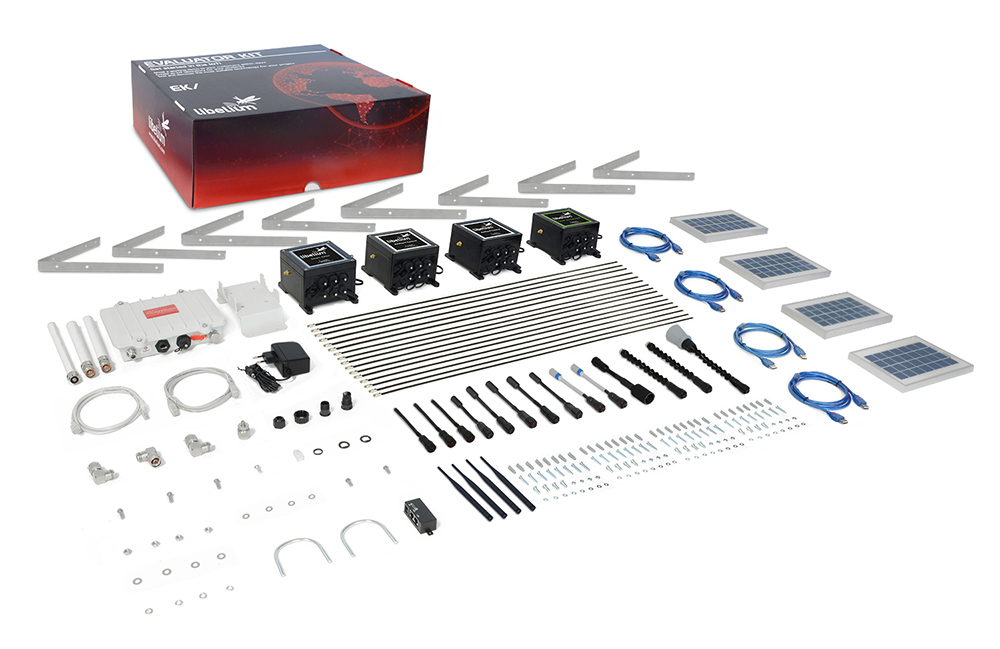Smart Cities IoT Vertical Kit