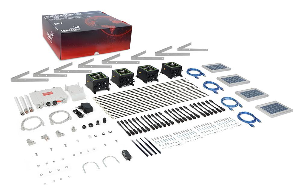 Smart Environment IoT Vertical Kit