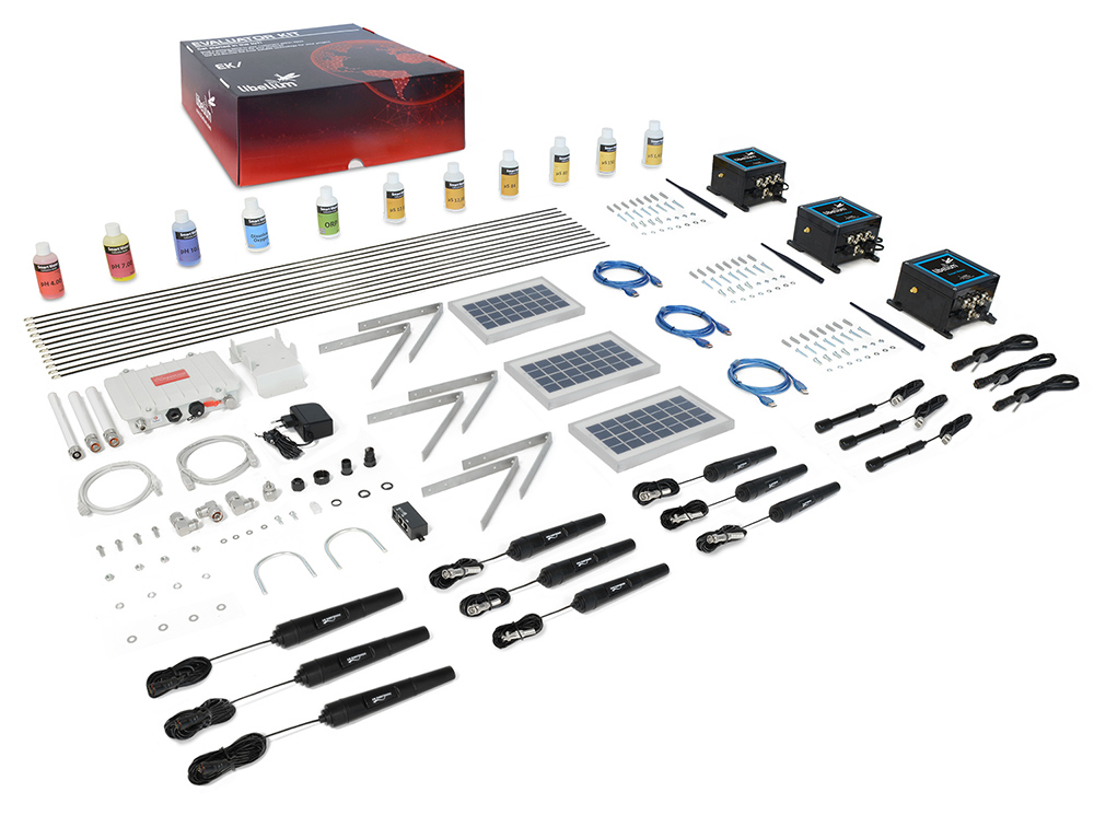 Smart Water IoT Vertical Kit