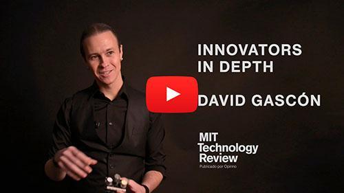 Первым гостем рубрики «Innovators in Depth» испанского журнала MIT Technology Review стал технический директор Libelium Дэвид Гаскон