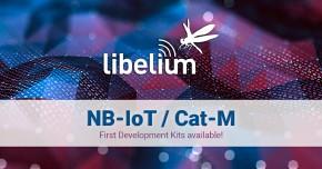 Libelium и Ericsson выпустили первые комплекты разработчиков NB-IoT
