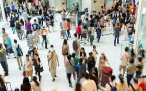 Технологии IoT для повышения качества обслуживания в торговых центрах