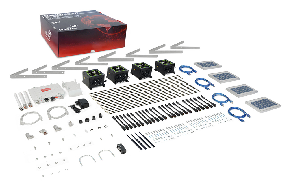 Smart Environment IoT Vertical Kit