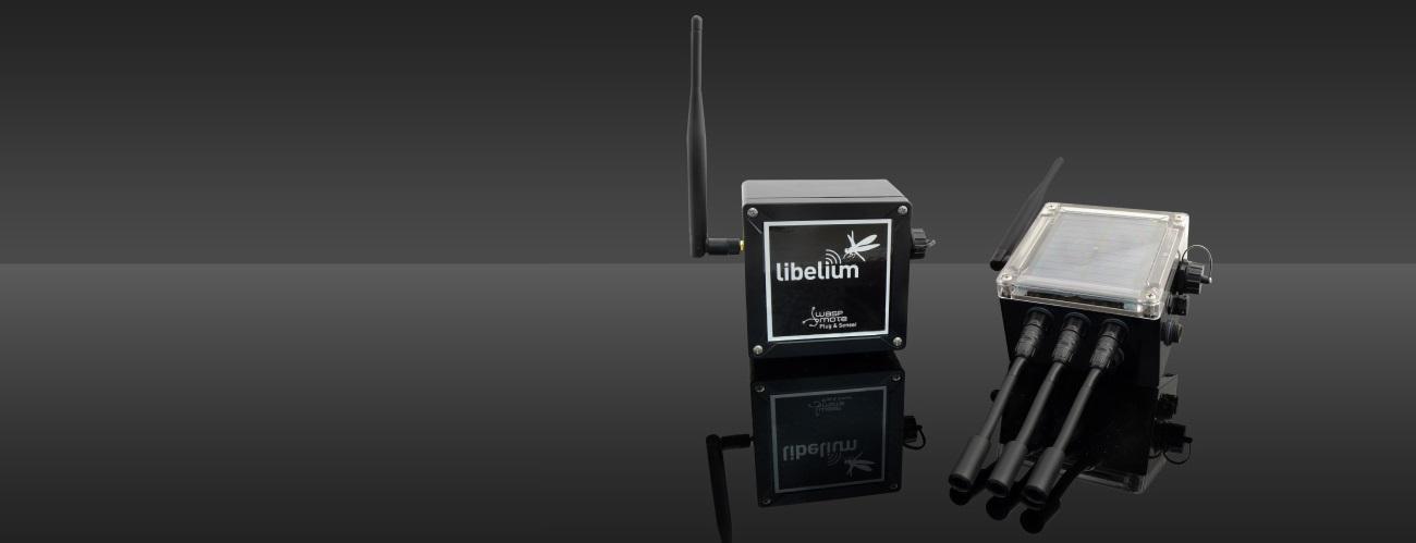 Предcтавляем беспроводную сенсорную платформу Libelium Waspmote Plug & Sense!