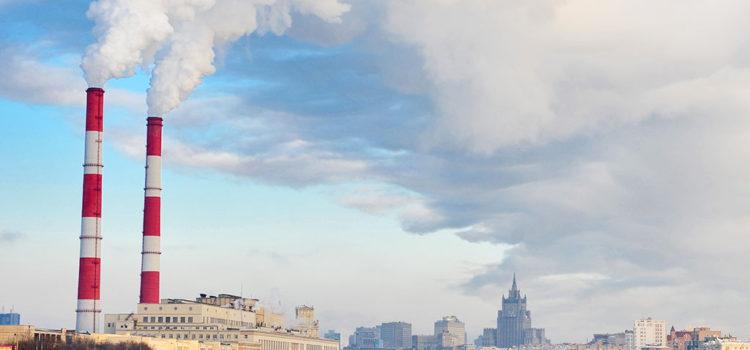 Данные от сетей геосенсоров Libelium позволяют построить пространственную модель загрязнения воздуха в городе Москве