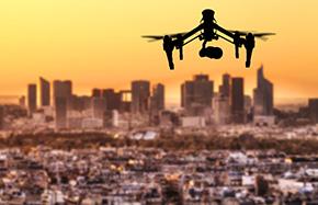 3D-моделирование качества воздуха с использованием дронов, оборудованных сенсорами Libelium
