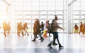 Meshlium Scanner для мониторинга деятельности пассажиров в аэропорту Манчестер