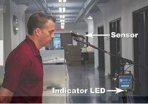 Новое устройство Libelium для мониторинга температуры у сотрудников/посетителей в рамках борьбы с расширением коронавируса COVID-19