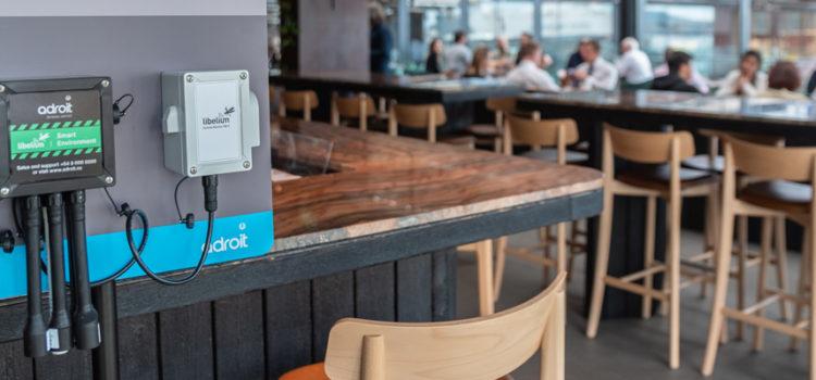 Контроль качества воздуха в помещении с целью сохранения вкуса еды